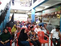 Asparindo Umrah di Pasar Ciplak