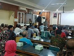 Sosialisasi Program TV Digital, Digital POS dan Asuransi Pasar Rakyat bagi Para Pedagang di Solo